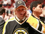 It seems unlikely that Kessel is talking to Lance Armstrong.