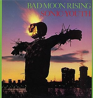 Sonic Youth's Bad Moon Rising