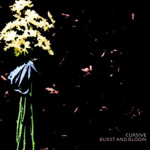 Cursive's Burst and Bloom