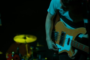 Cymbals Eat Guitars live at the Brighton Music Hall