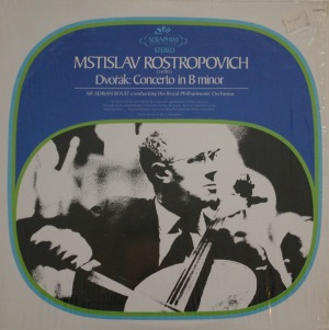 Mstislav Rostropovich performs Dvorak's Concerto in B Minor