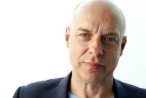 Brian Eno now, credit unknown