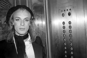 Brian Eno in the 1970s, credit unknown
