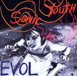 Sonic Youth's EVOL