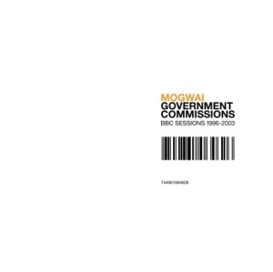 Mogwai's Government Commissions