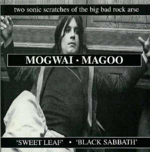 Mogwai's split single with Magoo
