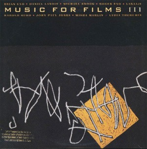 Brian Eno's Music for Films III