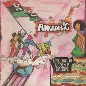 Funkadelic's One Nation Under a Groove