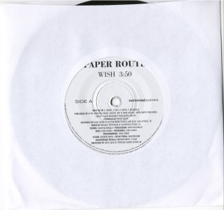 Paper Route / Barcelona split single