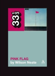 Wilson Neate's Pink Flag