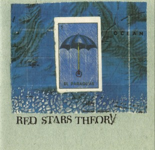 Red Stars Theory's self-titled CD