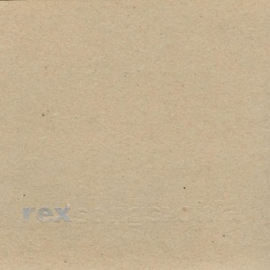 Rex and Songs: Ohia split single