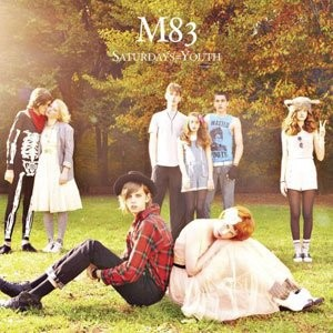 M83's Saturdays = Youth LP