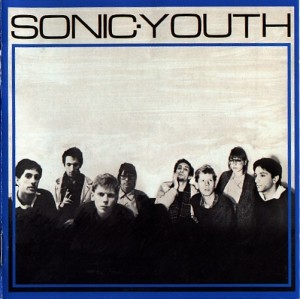 Sonic Youth's self-titled album