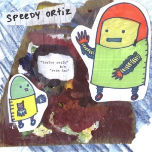 Speedy Ortiz's Taylor Swift b/w Swim Fan single