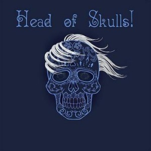 Head of Skulls' The Liquid Ball EP